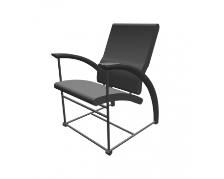 Fora Form Chair For ArchiCAD