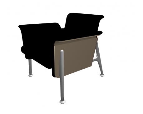 Avera Chair For ArchiCAD