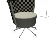 Circo Chair For ArchiCAD