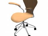 Serie Chair For ArchiCAD