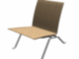 PK22 Chair For ArchiCAD