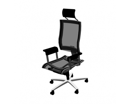 Solis Chair For ArchiCAD