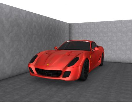 Ferrari 599 for ArchiCAD
