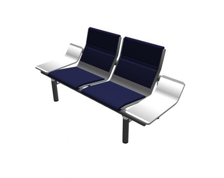 Wilkhahn Tubis Sofa For ArchiCAD