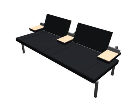 Wilkhahn Cana Sofa For ArchiCAD