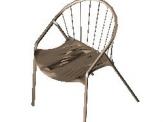 Landscape Forms Catena Chair for Revit