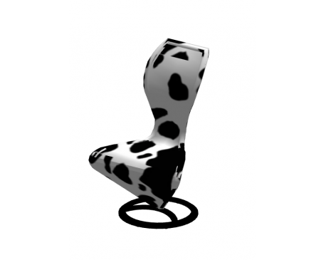 S Chair for ArchiCAD