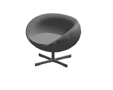 Fora Form Planet Chair