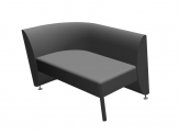 Fora Form Element sofa object