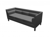 Fora Form Liva sofa