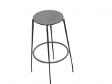 Fora Form Jazz stool ArchiCAD