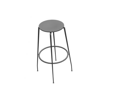 Fora Form Jazz stool ArchiCAD