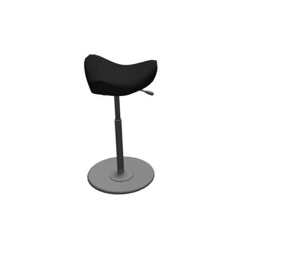 Move Chair ArchiCAD Object