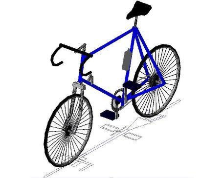 Revit Bicycle family