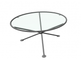Nuvola table object for ArchiCAD