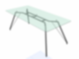 Circo Tische table object for ArchiCAD
