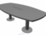 Fora Form Convent table system for ArchiCAD