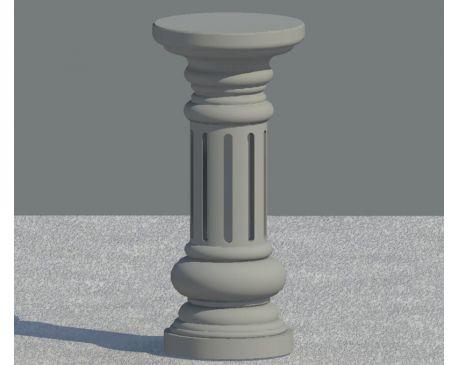 Marbel column for Revit Architecture 2011