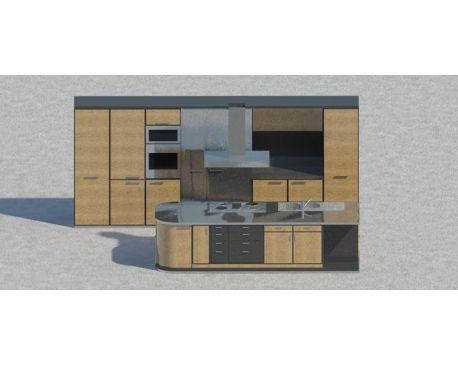 Free download All In One Revit Kitchen Family programs - tubefone