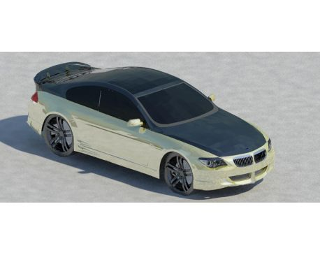 BMW car for Revit Architecture 2011