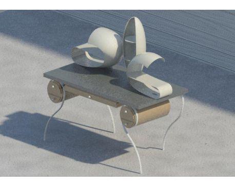 Orb desk for Revit Architecture 2011