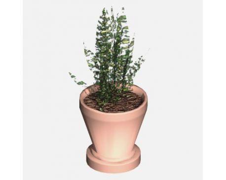 Archicad Pot Plant Modlar Com
