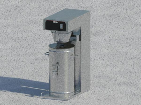 Iced tea maker for Revit Architecture 2011 - modlar com