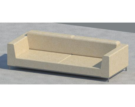 Sofa for Revit Architecture 2011 - modlar com