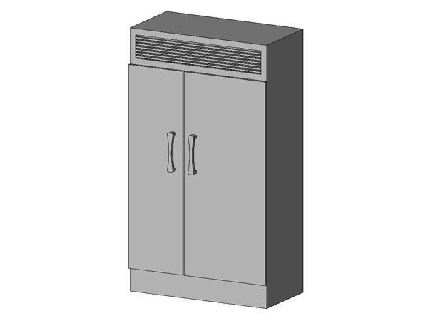 48 Quot Refrigerator Modlar Com
