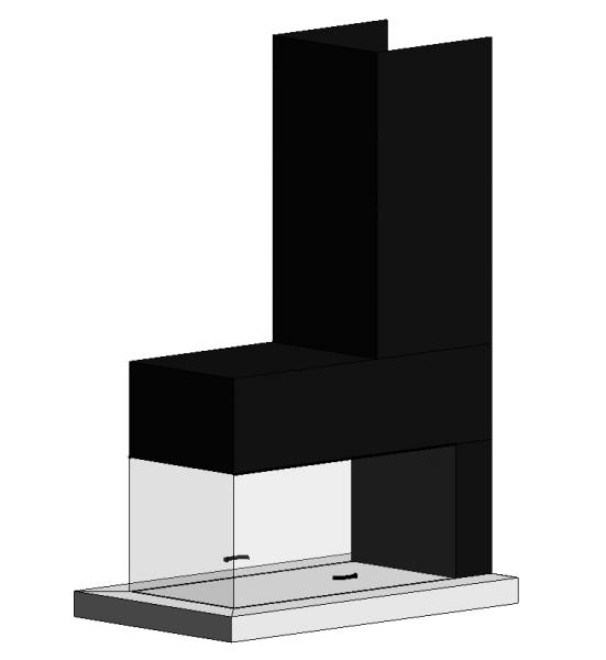 Modern Glass Fireplace Modlar Com