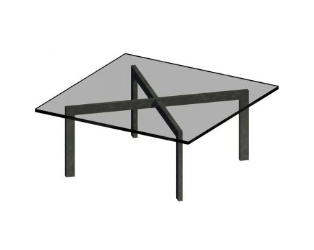 Mies Coffee table
