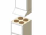 Cooktops oven and rangehood