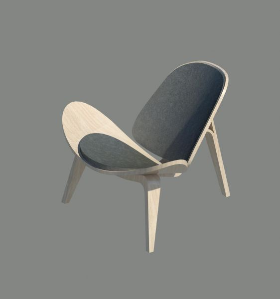 Seating Artemis Lounge Chair Modlar Com