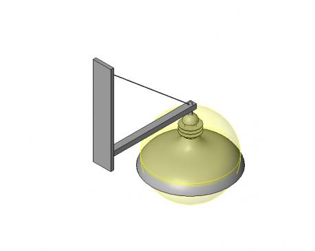 Wall light - modlar com
