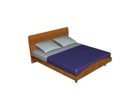Generic Double Bed