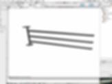 ArchiCAD Towel rail
