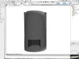 Kiva Fireplace for ArchiCAD