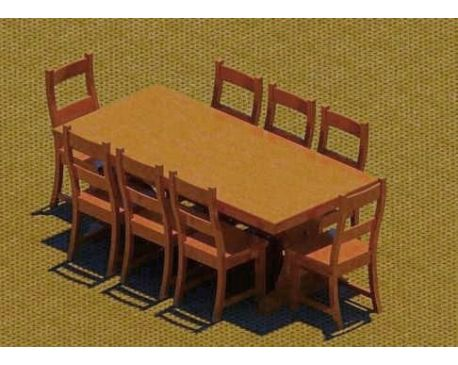 Groovy Dining Table Set Modlar Com Download Free Architecture Designs Remcamadebymaigaardcom