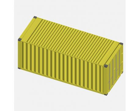 Shipping Container with standard and custom size