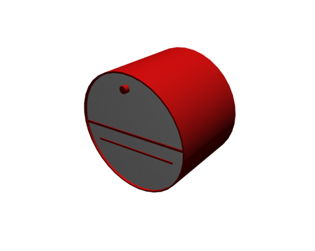 Round ArchiCAD Letterbox