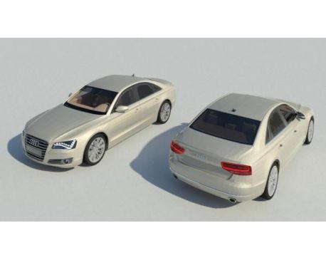 2012 Audi A8 - Car Automobile Vehicle