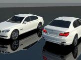 2012 BMW 750Li - Car Automobile Vehicle