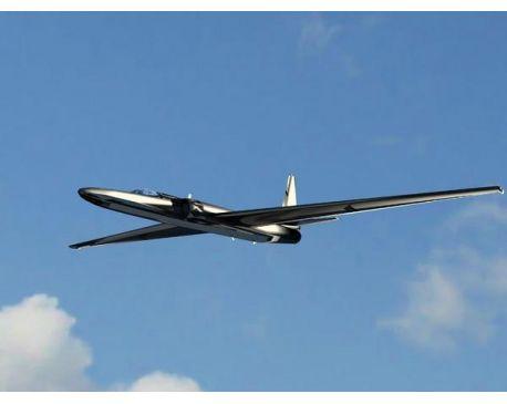 2D Lokcheed U-2 Plane