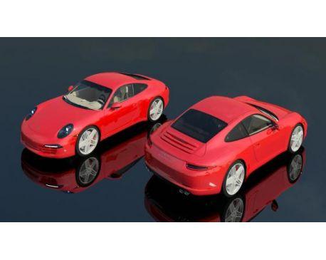 2012 Porsche 911 Carrera S - Car Automobile Vehicle