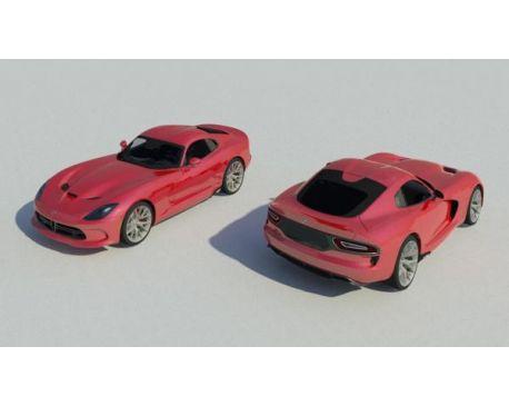 2013 Dodge SRT Viper GTS - Car Automobile Vehicle