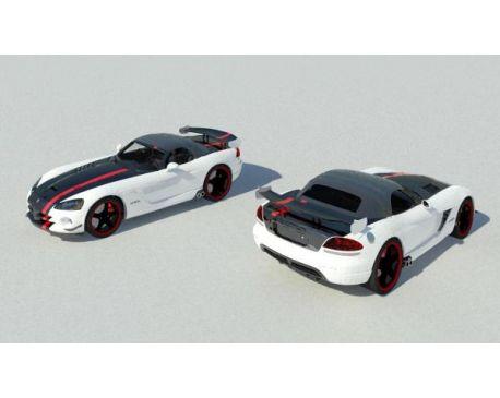 ACR - Dodge Viper Convertible - Car Automobile Vehicle