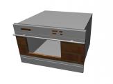 Kitchen Steamer ArchiCAD
