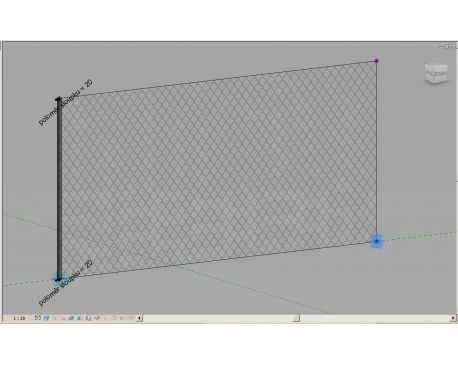 Adaptive Fence Revit 2014 - modlar com