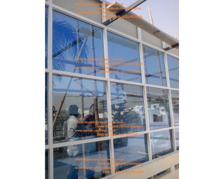 Curtain Wall Aluminum Curtain Wall Profiles Sections Walls Walling