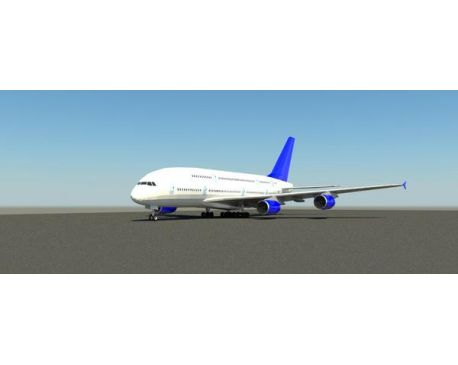 Airbus A-380 For Revit